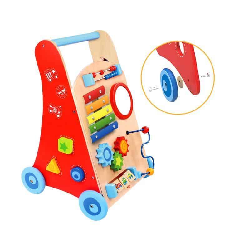 Baby Walker Multi-function Tooky Toy