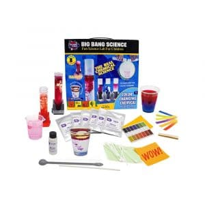 Colour Changing Chemical DIY Kit The Creative Scientist