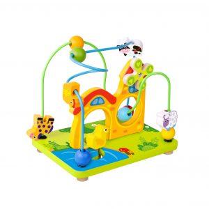 Farm Beads Coaster Tooky Toy
