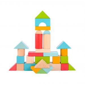 Jumbo Blocks - 28pcs Tooky Toy