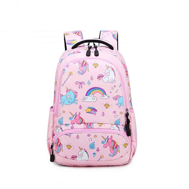 Pink Unicorn Kids School Backpack Trio Kids Singapore