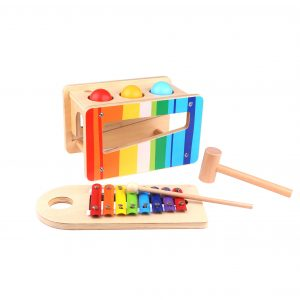 Pound & Tap Bench Tooky Toy