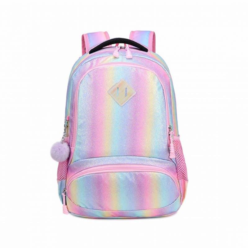 Rainbow Kids School Backpack Trio Kids Singapore