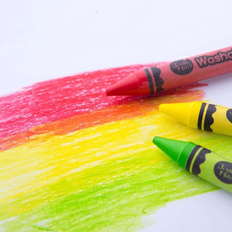 Washable Crayon JarMelo