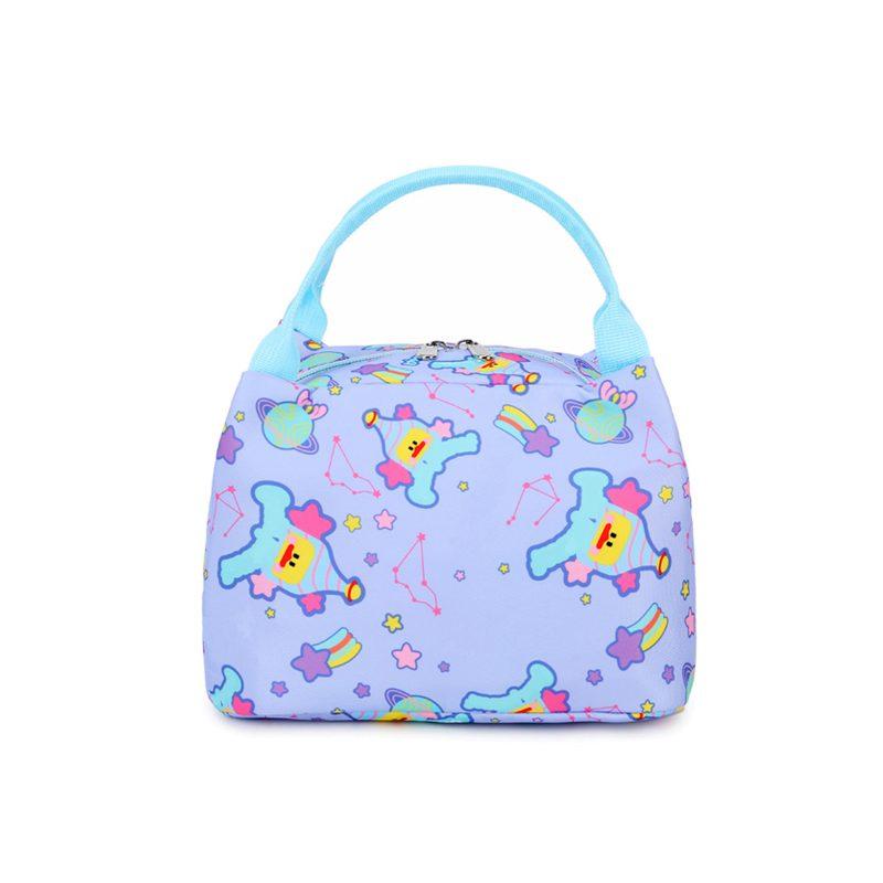 Purple Duck Unicorn School Backpack October 2021
