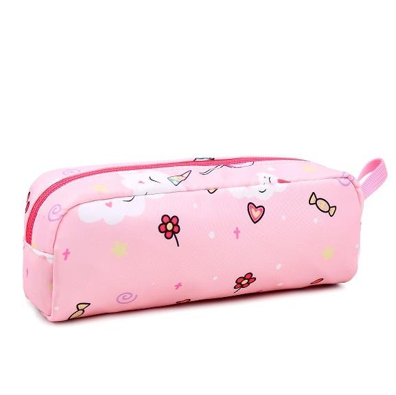 Hot Pink Unicorn School Backpack October 2021